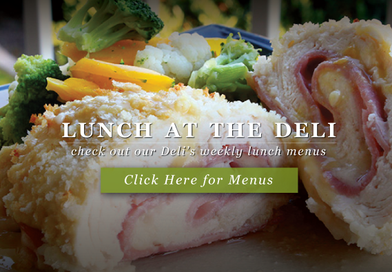 Lunch At The Deli