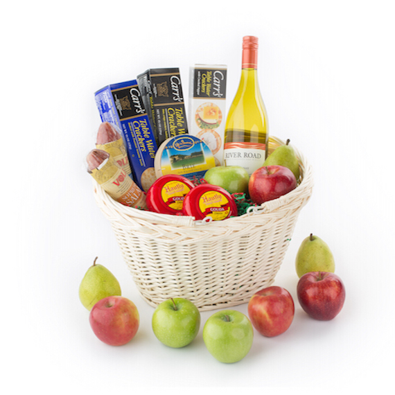 Snacker's Delight Basket