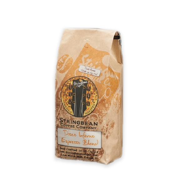 Stringbean Coffee Inferno Espresso Blend