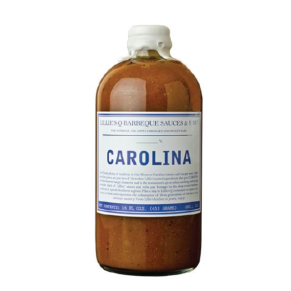 Lillie's Q Carolina BBQ Sauce