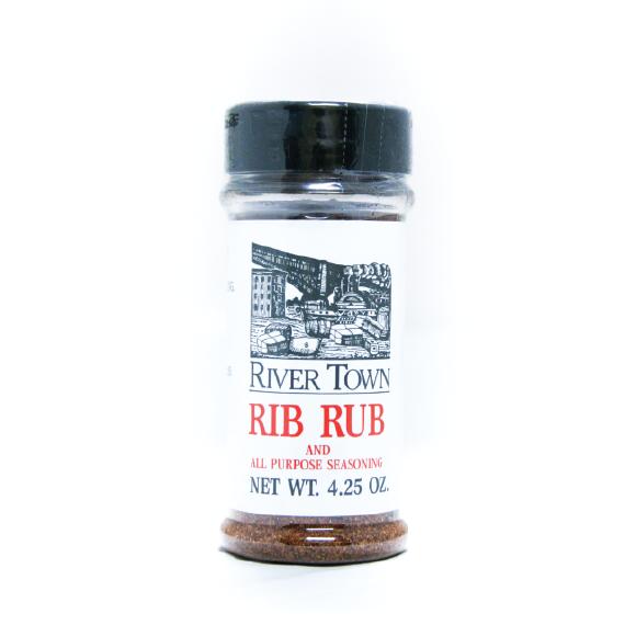 Rivertown Rib Rub