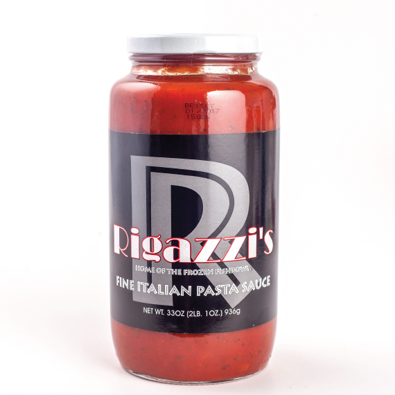 Rigazzi's Pasta Sauce