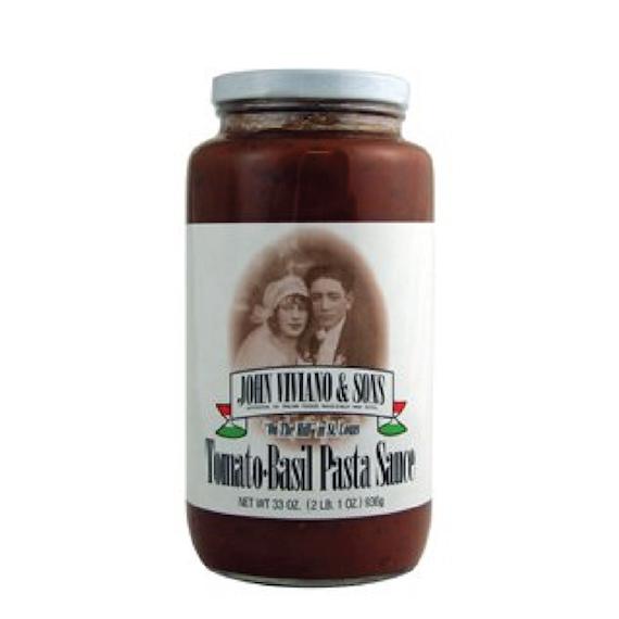 Viviano Tomato Basil Pasta Sauce