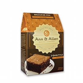 Ann & Allen All Natural Homestyle Brownie Mix
