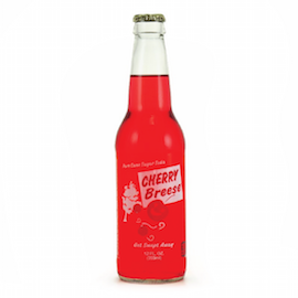 Cherry Breese Pure Cane Sugar Soda