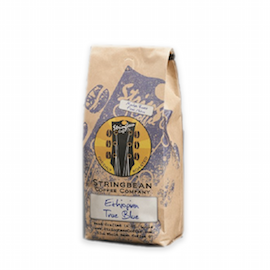 Stringbean Coffee Ethiopian True Blue Roast