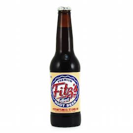 Fitz Diet Root Beer