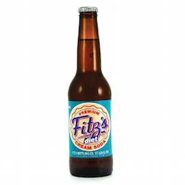 Fitz Diet Cream Soda