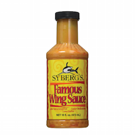 Syberg's Wing Sauce