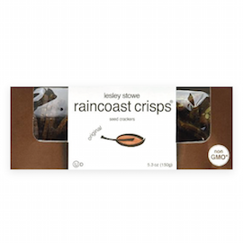 Raincoast Crisps Original Crackers