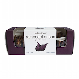 Raincoast Crisps Fig & Olive Crackers