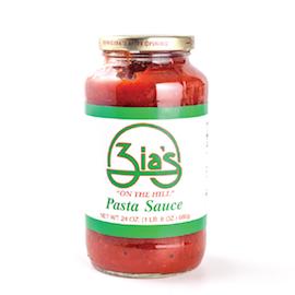 Zia's Pasta Sauce
