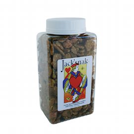 Sunflower Jack Snack Jar