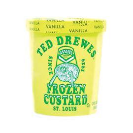 Ted Drewes Vanilla Custard