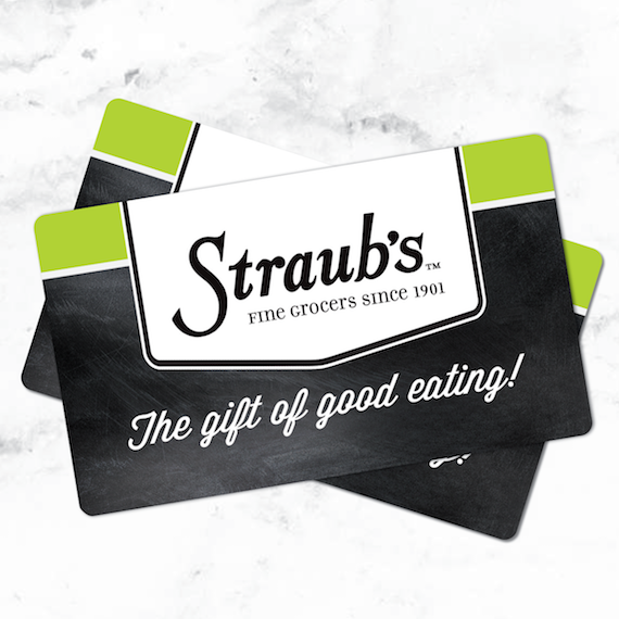 Straub's Gift Card