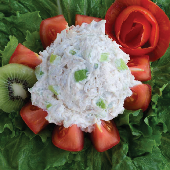 Straub's Chicken Salad