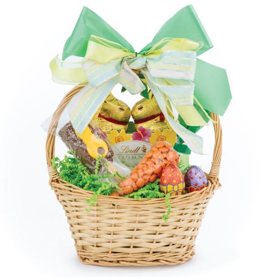 Gourmet Easter Basket