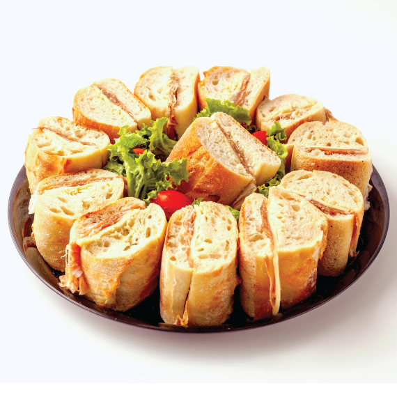 Best of Italy Prosciutto Sandwich Tray
