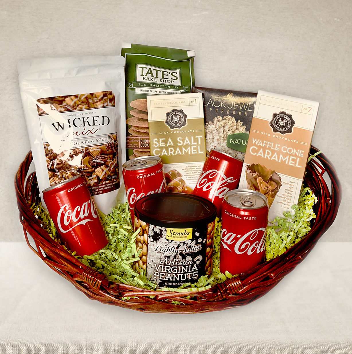 Movie Night Gift Basket
