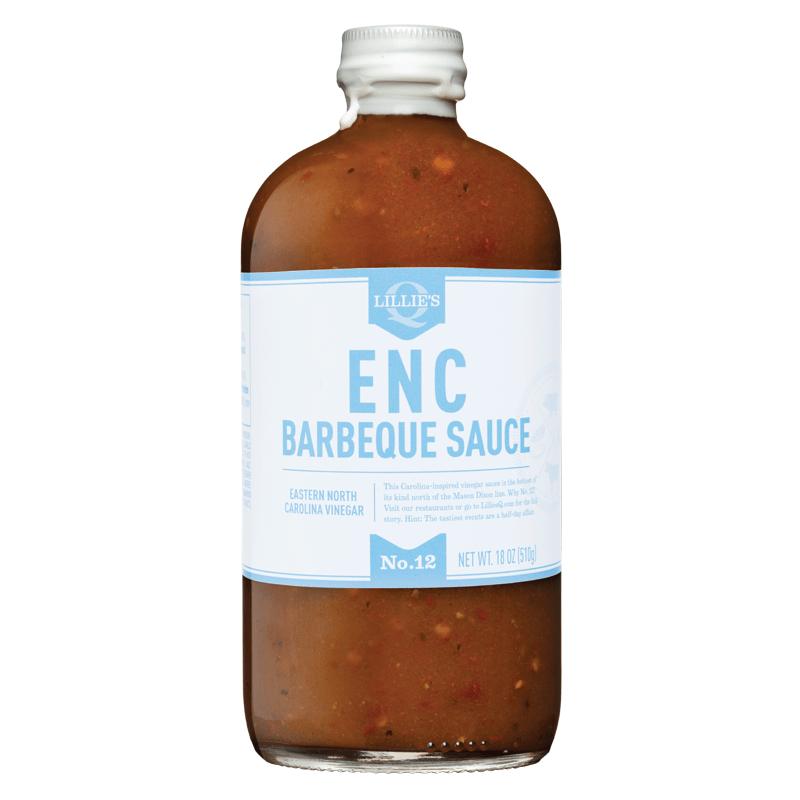 Lillie's Q Eastern North Carolina Vinegar Sauce
