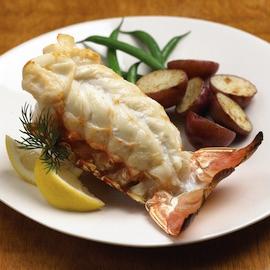 Gift Box: 4 Lobster Tails - 24 oz - Add Wine