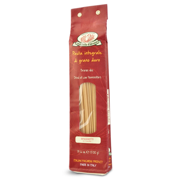 Rustichella d'Abruzzo Whole Wheat Spaghetti