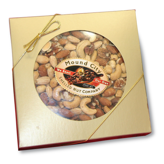 Mound City 1 lb Assorted Nuts