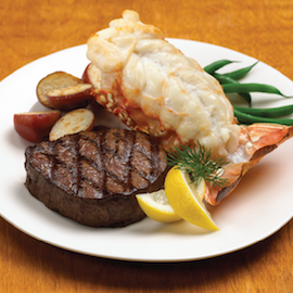 USDA Prime Filet Mignon & Lobster Tail Gift Box